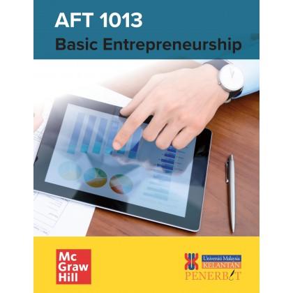 Basic Entrepreneurship (E-book) – AFT 1013